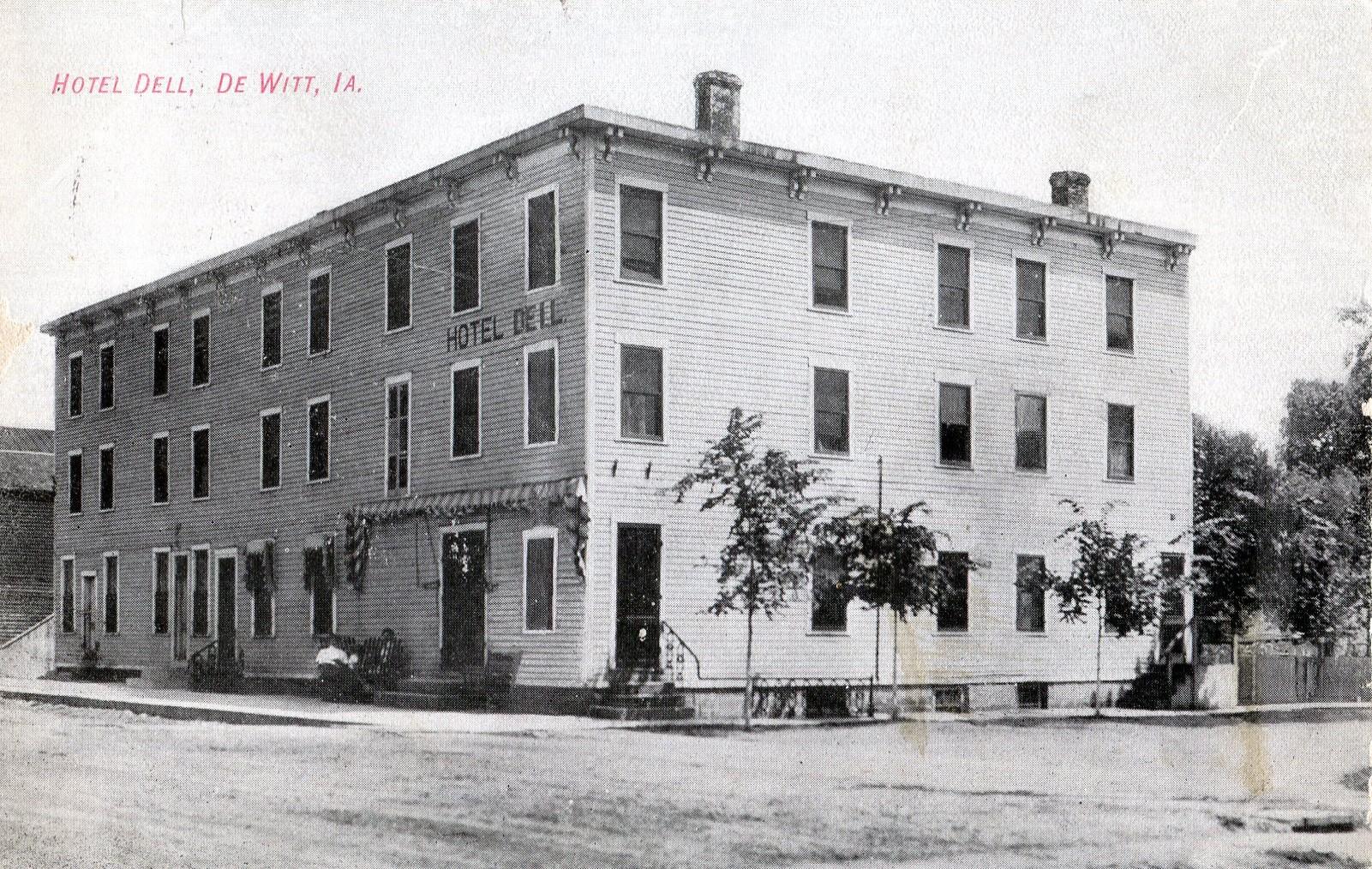 Farmers House Insurance >> Historic DeWitt