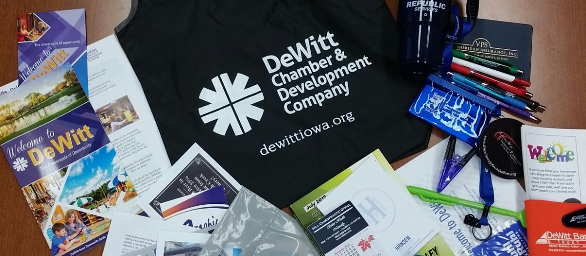 <p><b><i>​New to DeWitt?</i></b></p>