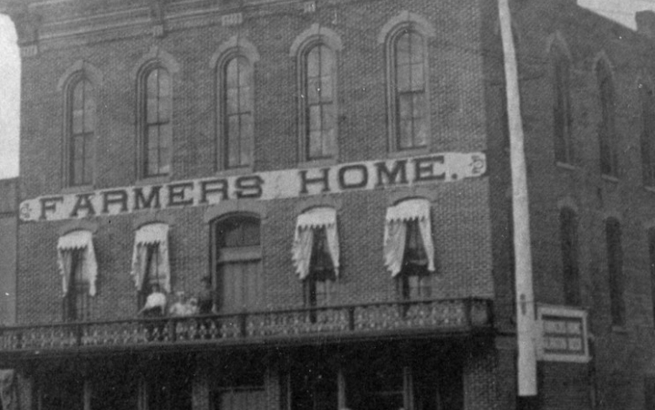 Farmers Home Insurance Building Pacific House Hotel