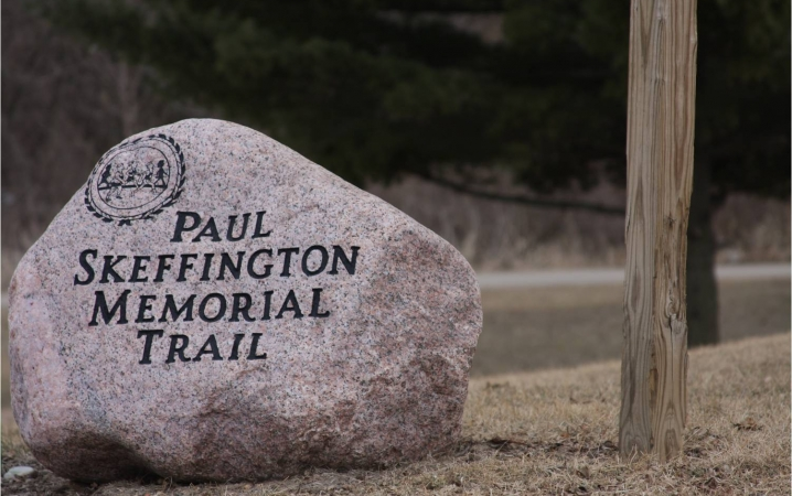 Paul Skeffington Memorial Trail